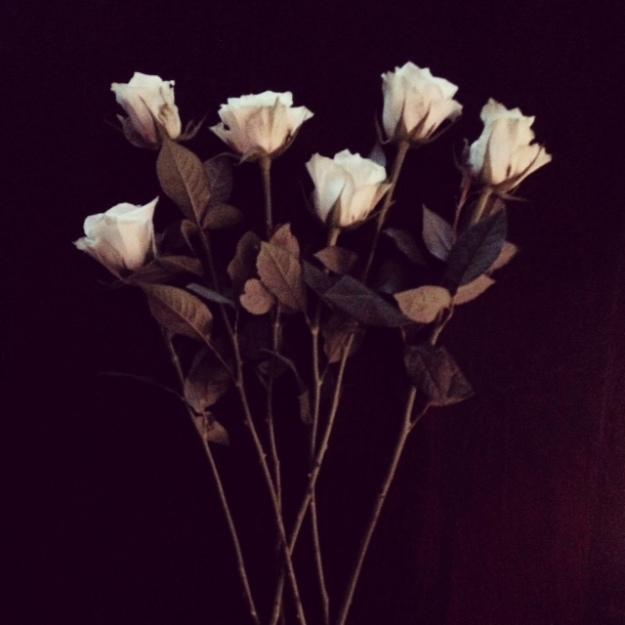 white-stems